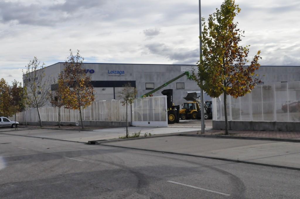 Andamios madrid alquiler de maquinaria madrid limpieza - Alquiler maquinaria jardineria madrid ...