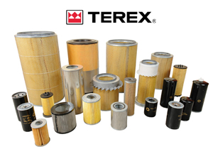 Repuestos y recambios Terex