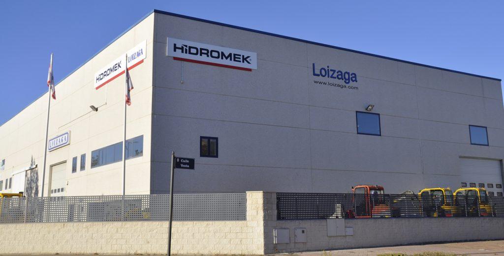 Loizaga Concesionario Oficial Hidromek Madrid
